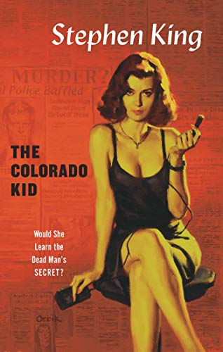 Stephen King Colorado Kid Hardcase Crime