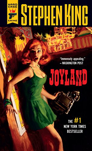 Stephen King Joyland Hardcase Crime
