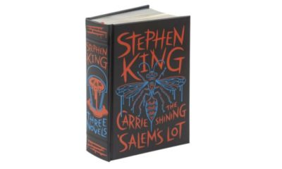 Barnes Nobles Stephenking Carrie Salem Shining Header