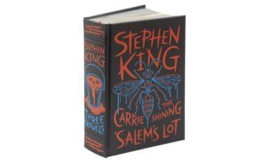 Barnes Nobles Stephenking Carrie Salem Shining Header