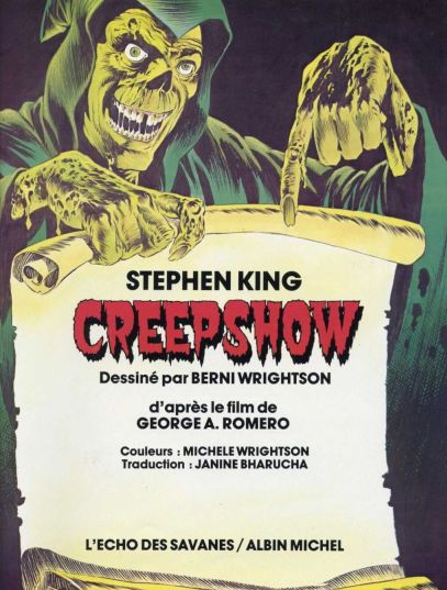 Creep Bd Creepshow 1983