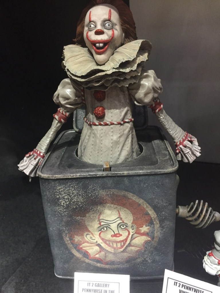 Diamond Select Toys Stephenking Pennywise 2