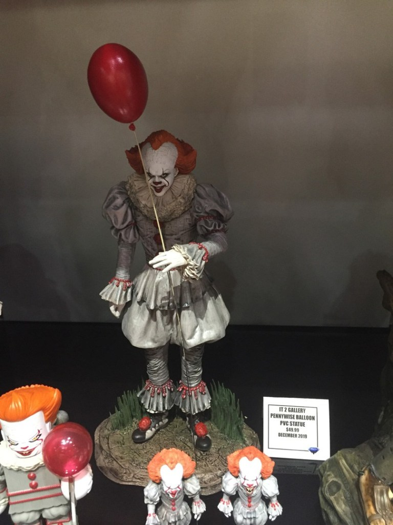 Diamond Select Toys Stephenking Pennywise 5