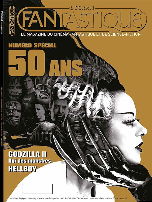 Ecran Fantastique 50ans