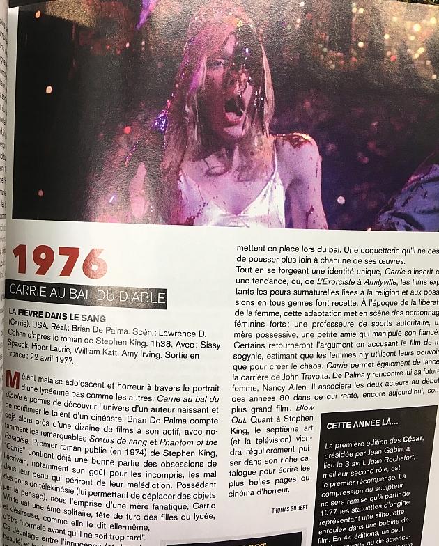 Ecranfantastique 50ans 1976 Carrie