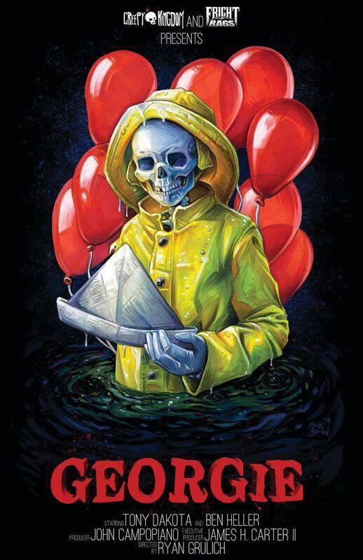 Georgie Stephenking Poster