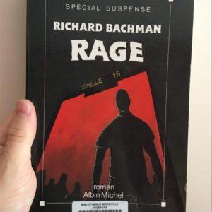 Rage Stephenking Albinmichel