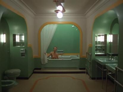 Shining Femme Kubrick