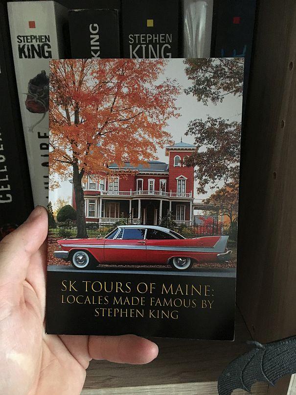 Sk Tours Of Maine Livre Stuart Tinker 2019 01