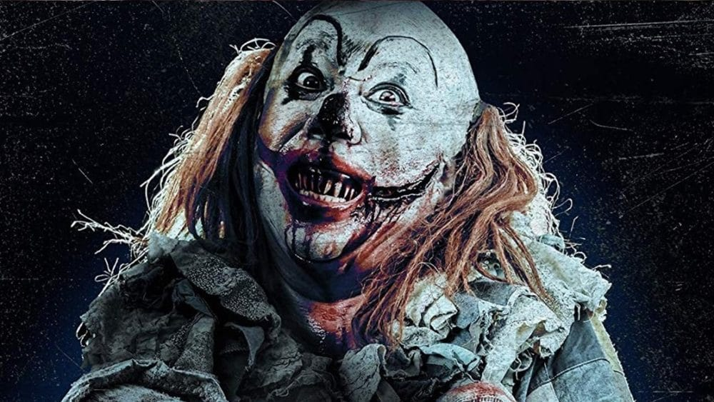 Clown Of The Dead Film Indonesie Pennywise