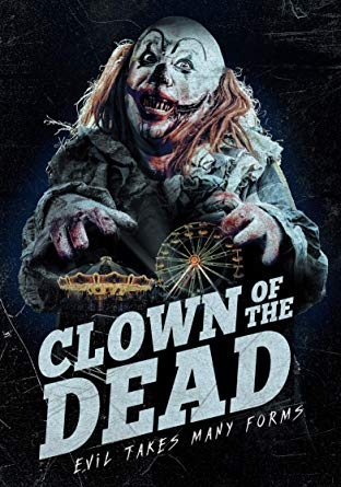 Clown Of The Dead Film Indonesie