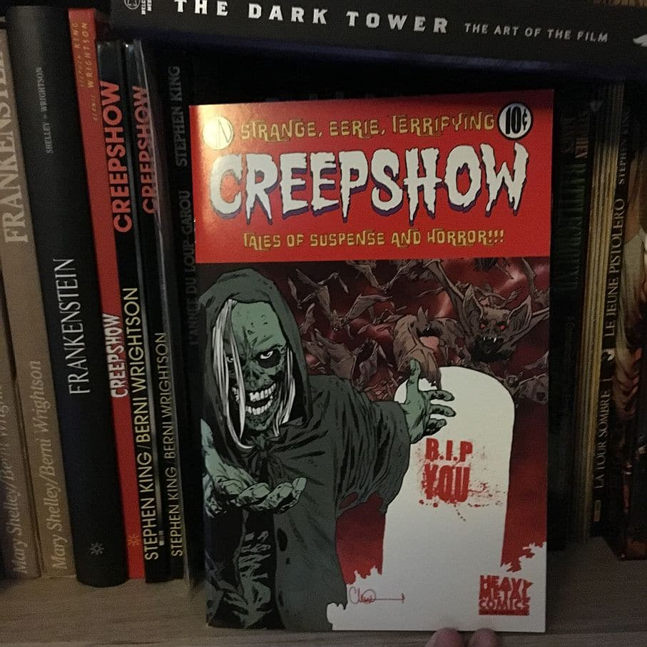 Creepshow Comics0 01