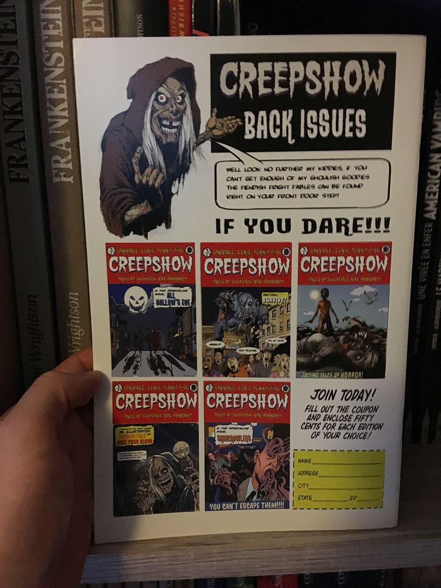 Creepshow Comics0 02