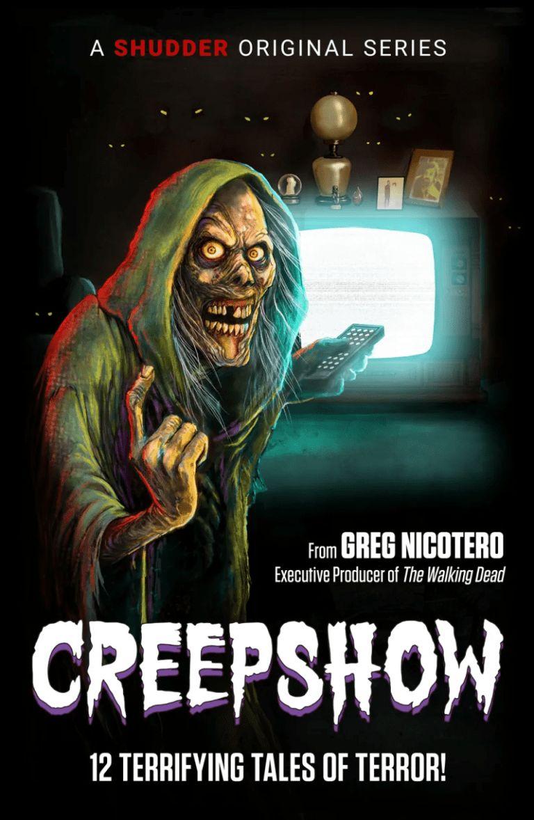 Creepshow Serie 2019 Poster Shudder