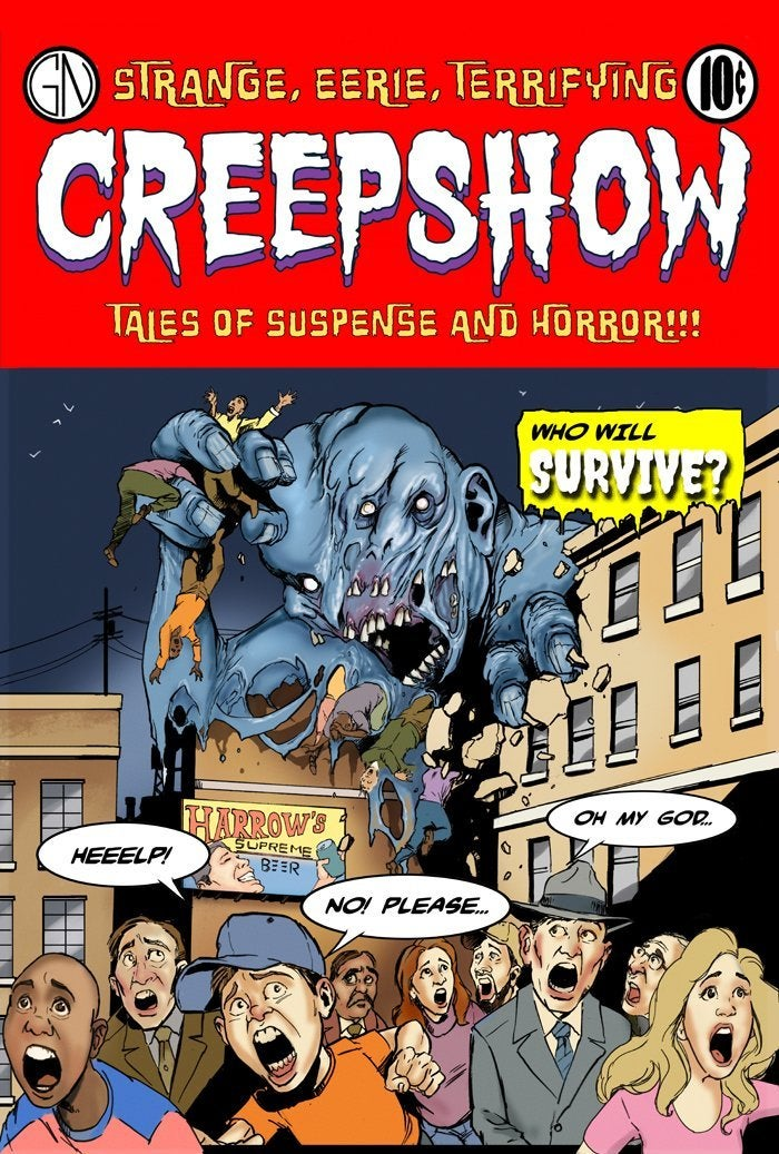 Creepshow Series Comics 02