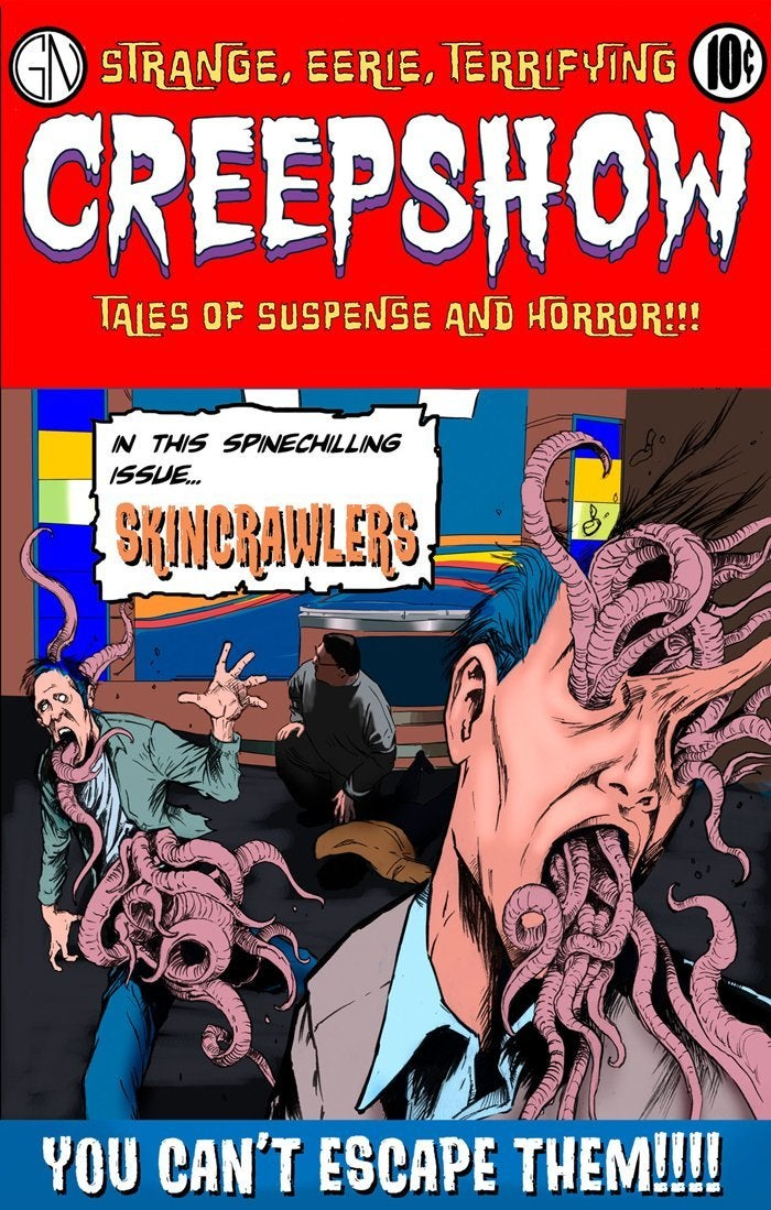 Creepshow Series Comics 03