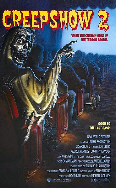 Creepshow2 Movie Poster