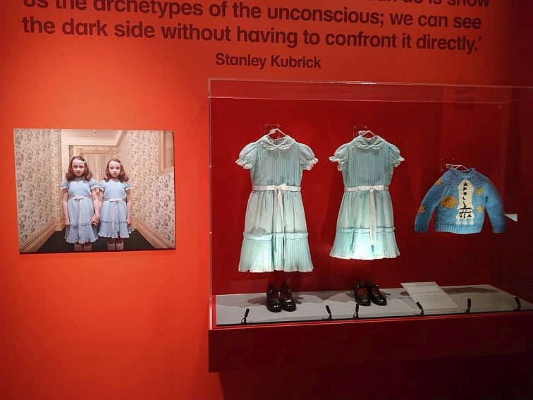 Design Museum Stanley Kubrick Exposition Londres