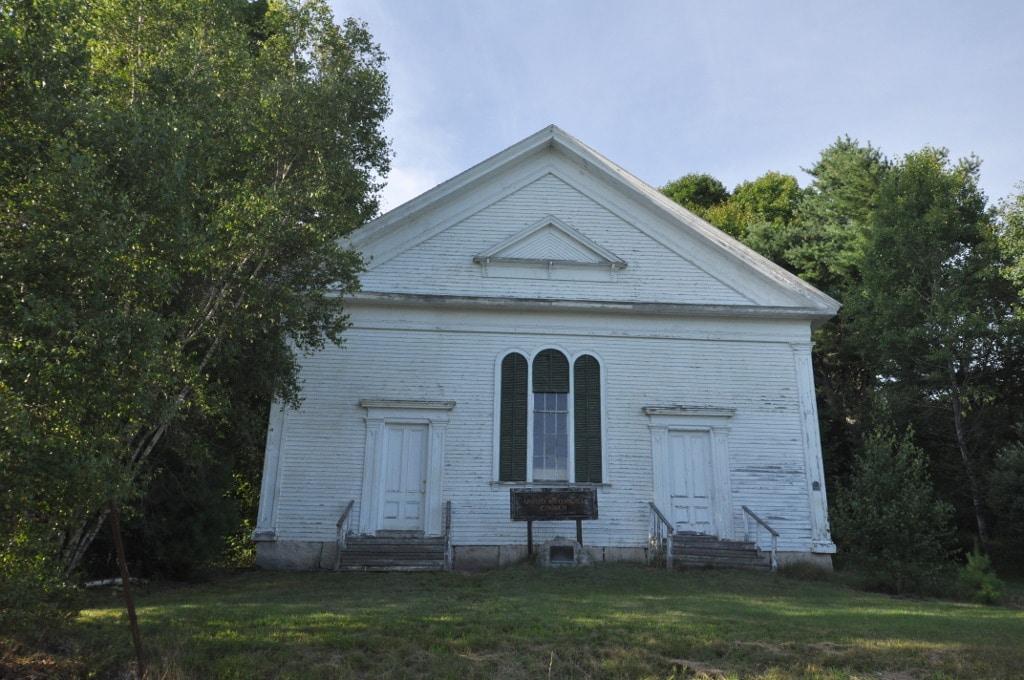 Durham Eglise Methodiste Vol Stephenking2