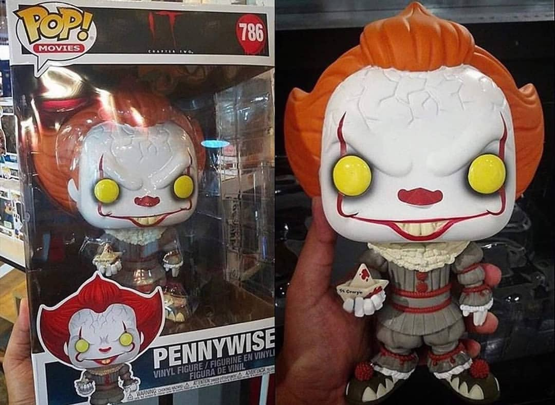 Figurine Funko Pennywise 10 Inch 786
