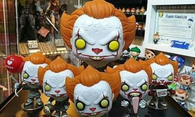 Figurine Funko Pennywise Ca Chapitre2