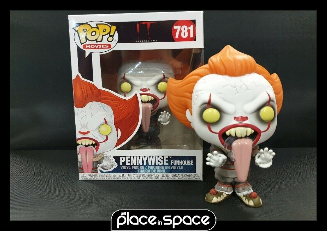 Figurine Funko Pennywise Skateboard 781 Funhouse