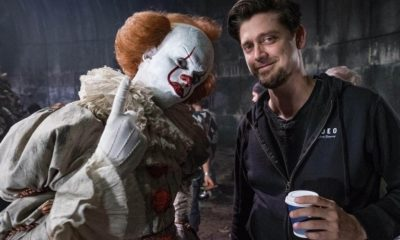 It2 Andy Muschietti Tournage