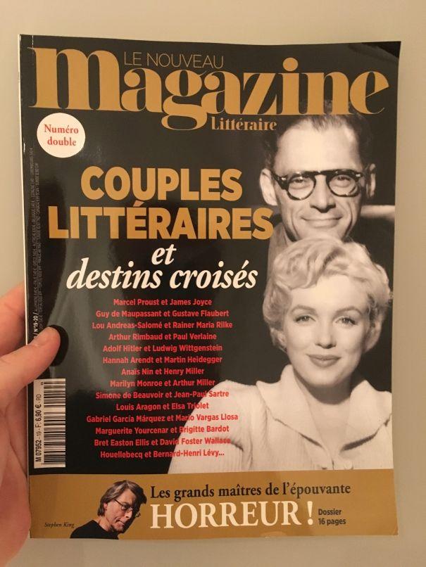 Lenouveaumagazine Litteraire Ete2019 01