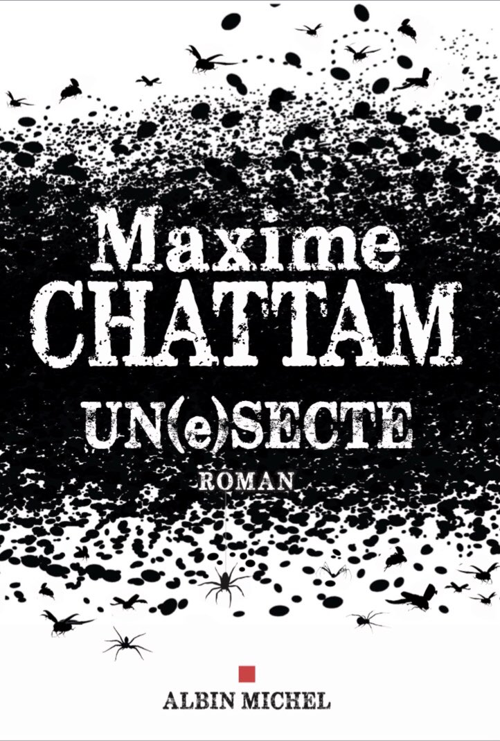 Maxime Chattam Unesecte Albinmichel2019