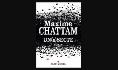 Maximechattam Unesecte Albinmichel 2019 Couverture