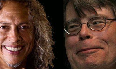 Metallica Kirk Hammett Tephenking
