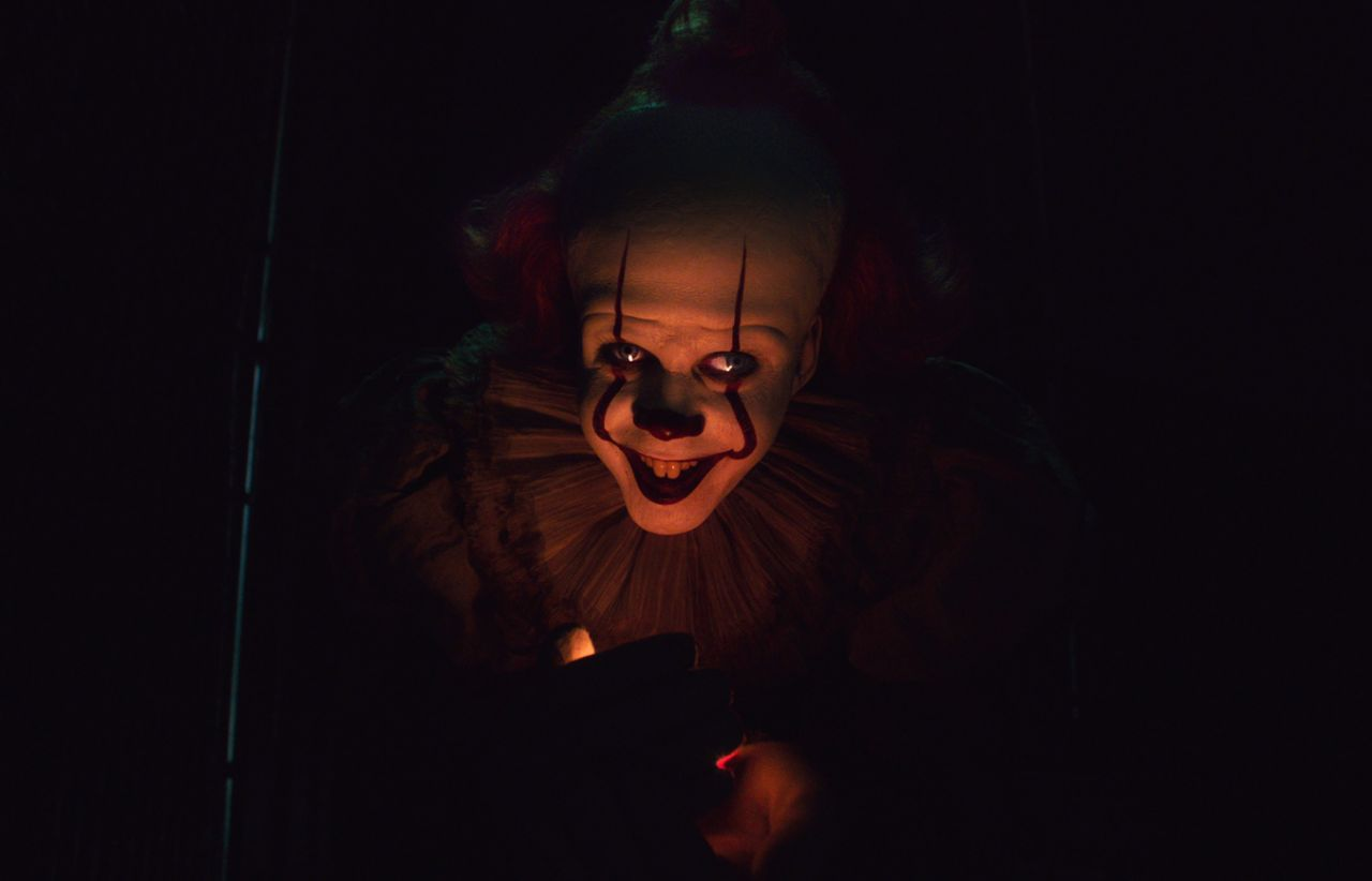 Pennywise London Horror Maze