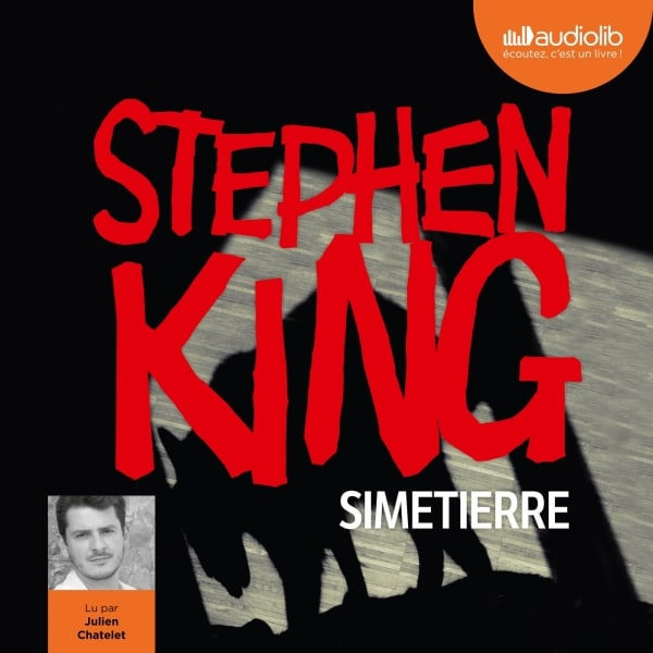 Simetierre Stephenking Audiolib 2019