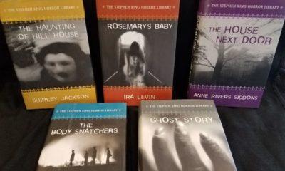 Stephen King Horror Library