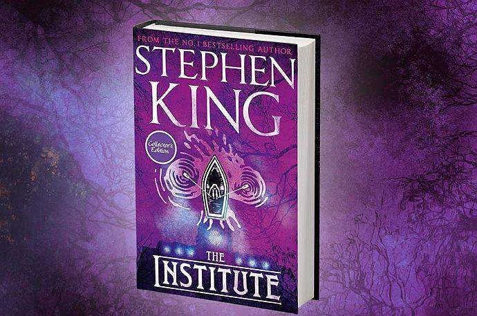 Theinstitute Hodder Stephenking Whsmith
