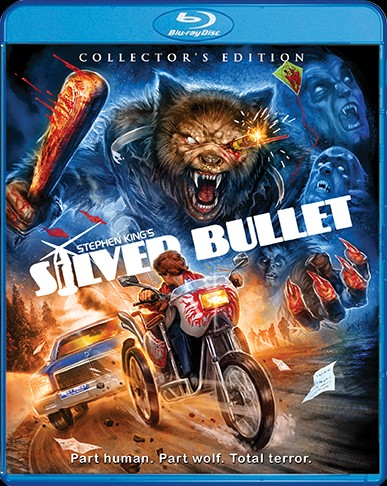 Silverbullet Bluray Collector