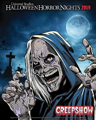 Creepshow Halloween Horror Nights 2019