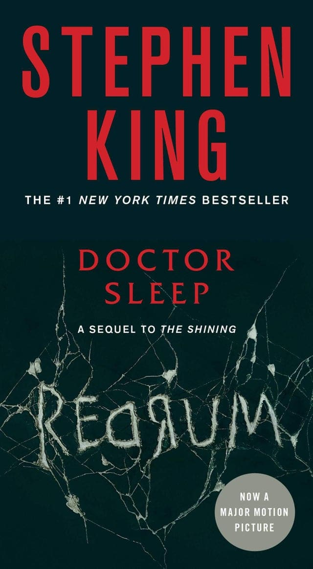 Doctorsleep Stephenking Scribner Movie Tie In
