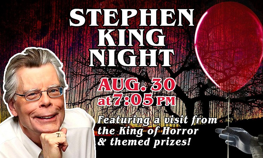 Lowell Spinners Stephenkingnight Aout2019