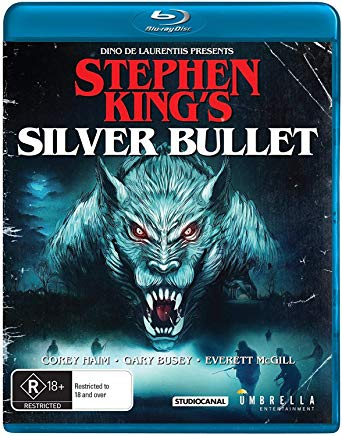 Peur Bleue Film Stephenking Bluray Import
