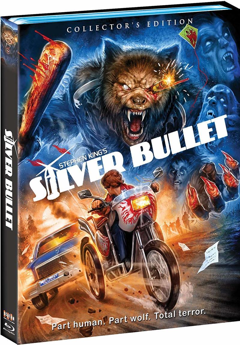 Silverbullet Bluray