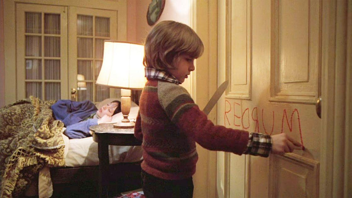 Stanley Kubrick Shining Stephenking Danny