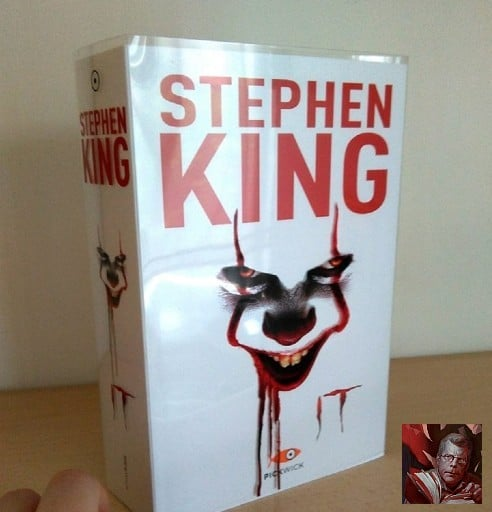 Stephen King It Ca Italie Couverture 1