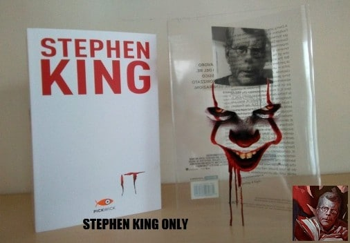 Stephen King It Ca Italie Couverture 4