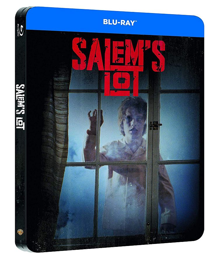 Vampires De Salem Stephenking Bluray Steelbook