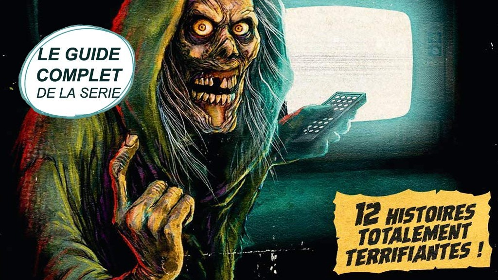 Creepshow Guide Complet Serie1