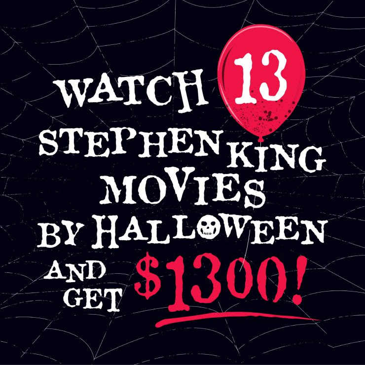 Dish Watch 13 Stephenking Movies Get Paid