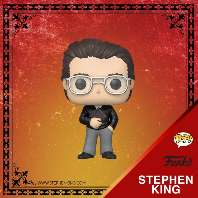 Funko Stephenking Figurine Pop 01