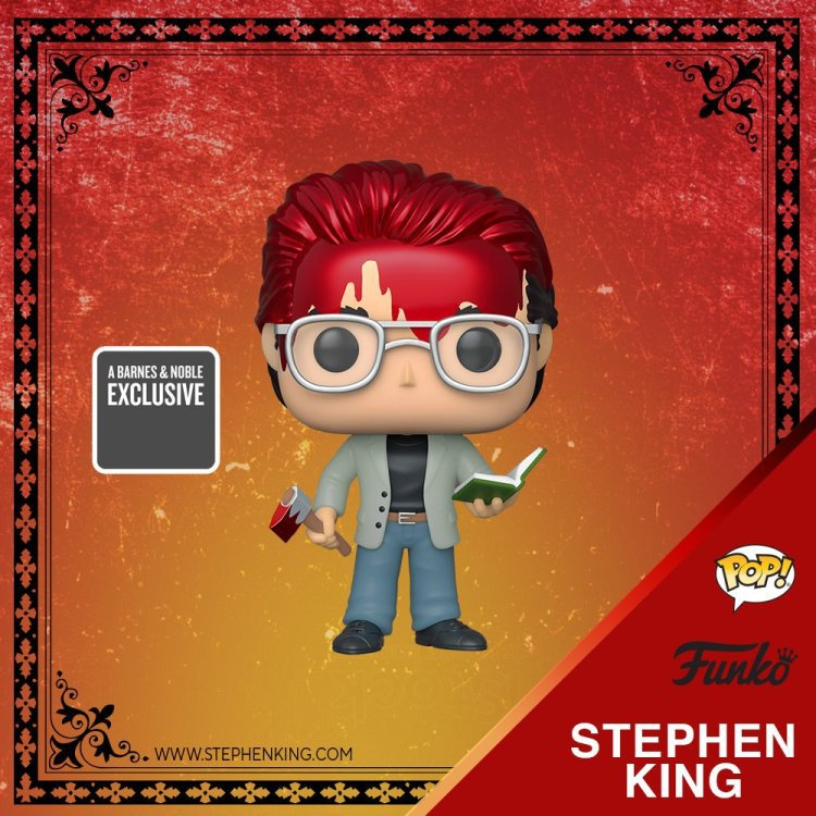 Funko Stephenking Figurine Pop 02