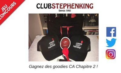 concours goodies CA Chapitre 2
